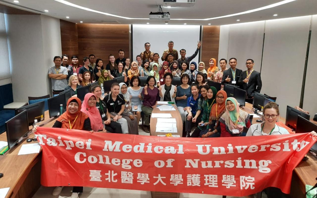 UMLA SENDING LECTURER FOR ADVANCED NURSING PROFESSIONAL TRAINING PROGRAM (ANPT) 2019 TO TAIPEI MEDICAL UNIVERSITY, TAIWAN